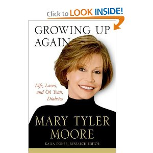 Growing Up Again book cover